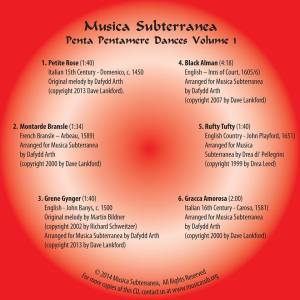 CD Face Pentamere vol1
